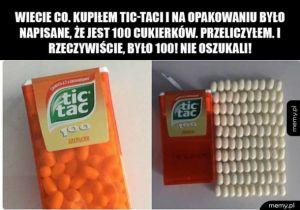 Tic-tac xD