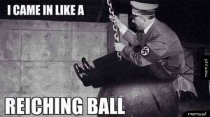 Reiching ball
