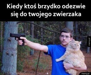 I'll kill you