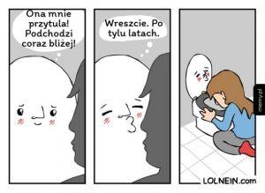 Przytulasek :)