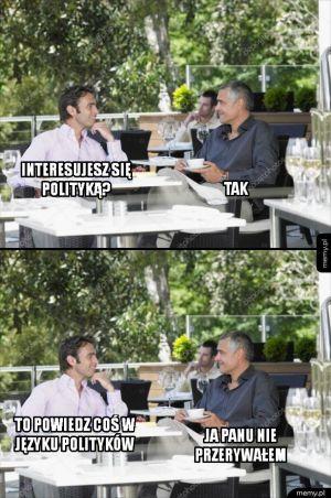 Język polityków