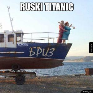 Titanic w Rosji