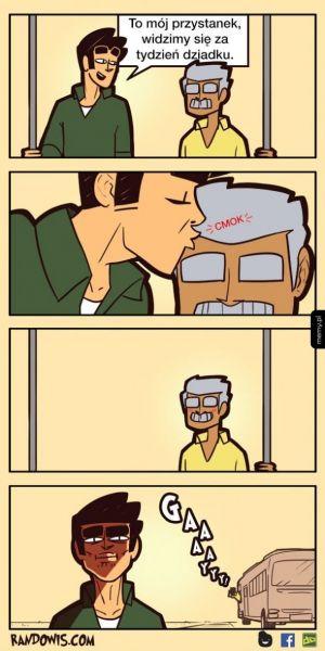 Kochany dziadek