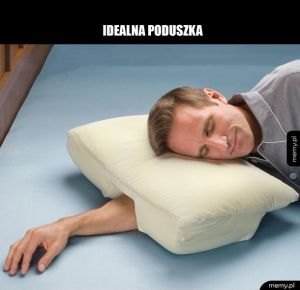 Wygodna poduszka