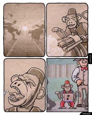Małpka zagłady
