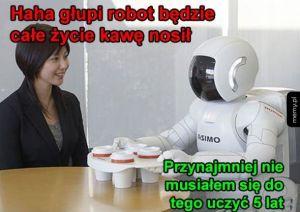 Głupi robot