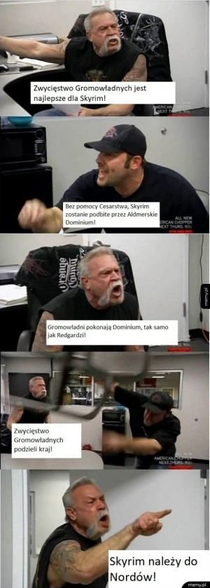 Do kogo należy Skyrim