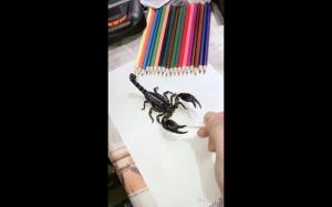 Realistyczny rysunek