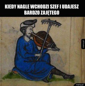Średniowieczny mem