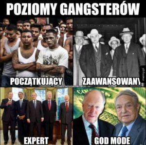 Poziomy gangsterki