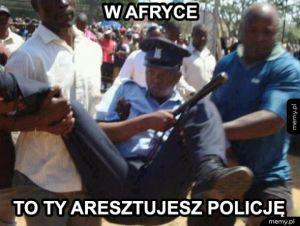 W Afryce