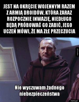 Qui-Gon Jinn najlepszy Jedi
