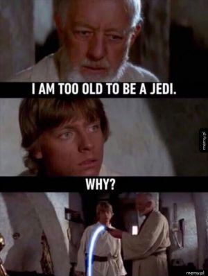 Modlę się za Obi Wana...