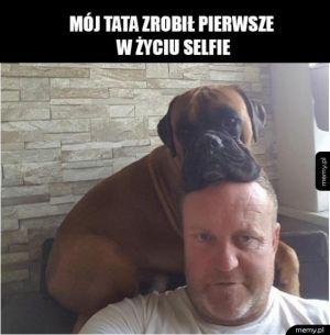Epickie selfie