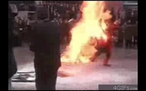 Najlepszy strażak ever!