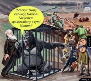 Ewolucja Darwina