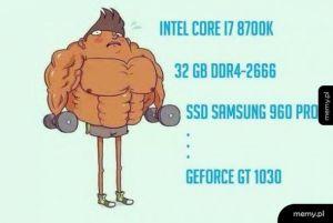Specyfikacja komputera
