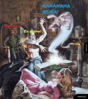 Fabuła odnaleziona: The devil`s muka, 1976