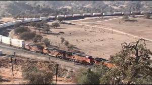 Naprawde długi pociąg