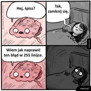 Mózg przestań