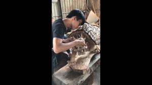 9 lat nauki pracy w drewnie