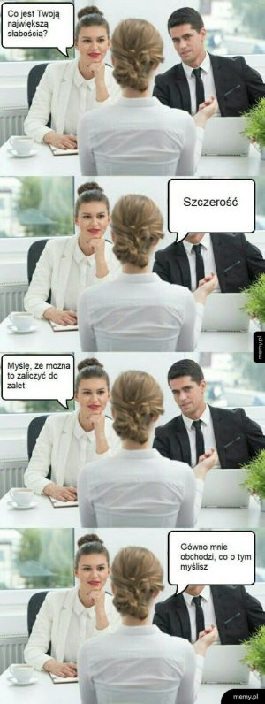 Rozmowa rekrutacja