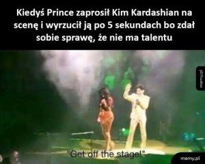 Prince i Kim