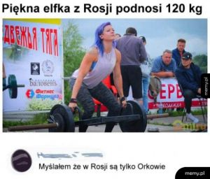 Elfka z Rosji