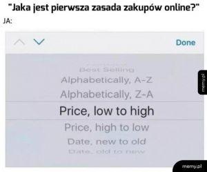 Podstawa to niska cena