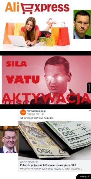 Promień VATyzacji
