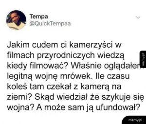 Kamerzyści w filmach