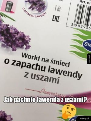 Dziwny zapach