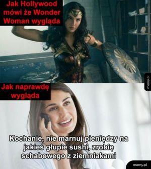 Wonder Woman w prawdziwym życiu