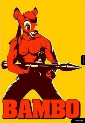 Rambo z Disney'a