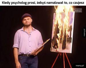 U psychologa