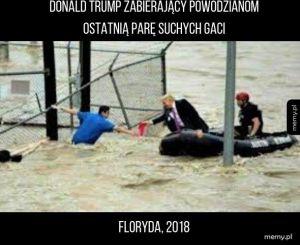Czo ten Trump?