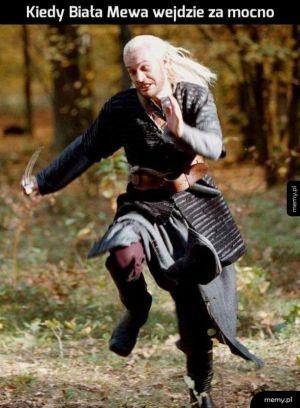 Mocne dragi Geralta