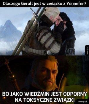 Zagadka związku Geralta