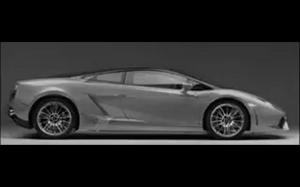 Wszystkie modele Lamborghini w jednym gifie