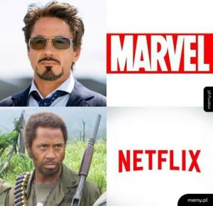 Marvel vs Netflix