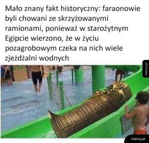 Wiedzieliście o tym?