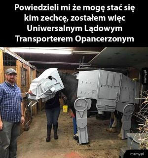 Koń AT-AT