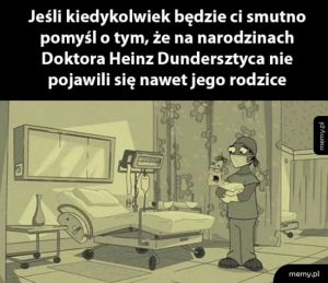 Doktor Heinz Dundersztyc
