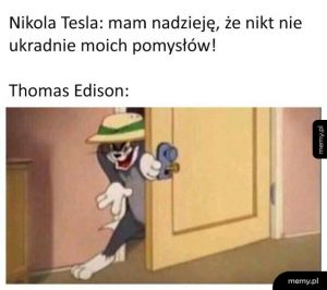 Biedny Tesla