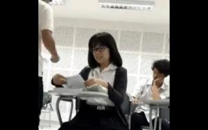 W każdej klasie jest taka osoba