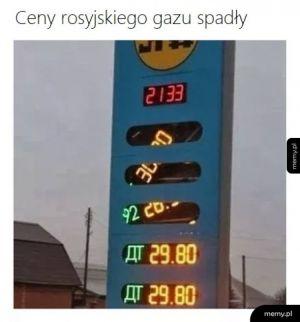 Nareszcie normalne ceny