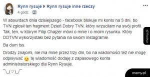 Prawo autorskie według TVN