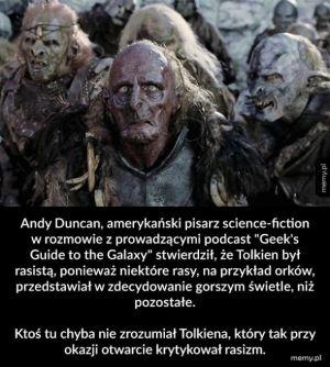 Tolkien rasista