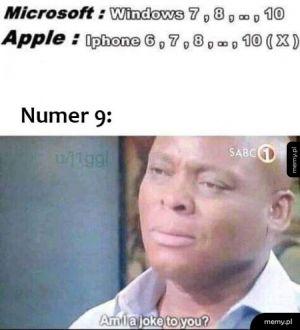 Biedny numerek