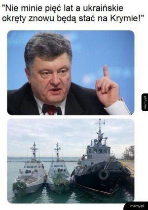 Co ten prezydent ukrainy